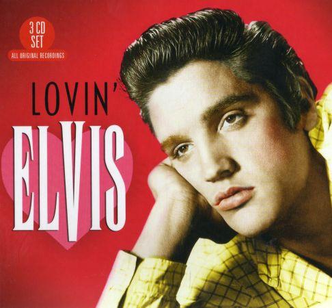Elvis Presley - Lovin' Elvis (3CD, 2018).mp3 320 kbps