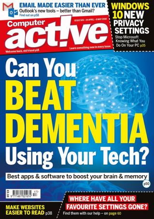 Computeractive – Issue 526 (25 April – 8 May) 2018