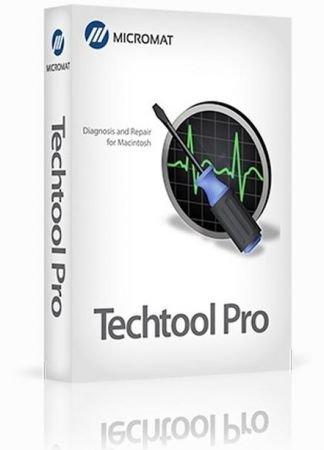 TechTool Pro 9.6.2 Build 3820 macOS Multilingual