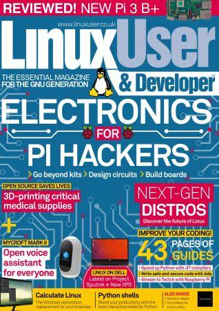Linux User & Developer – April 2018