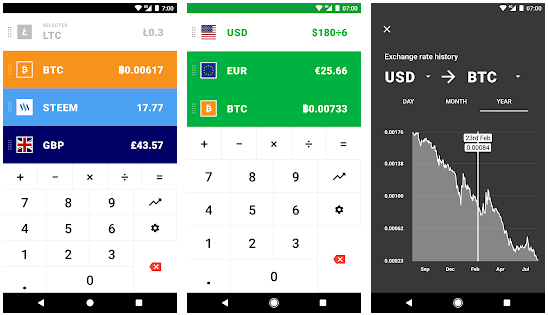 Download CoinCalc - Currency Converter/Exchange with Crypto