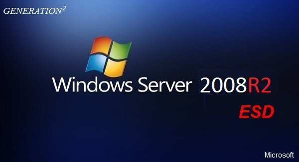 Windows Server 2008 R2 SP1 X64 ESD en-US April 2018