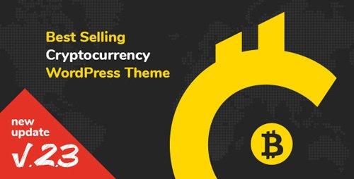 ThemeForest – Cryptic v2.3.2 – Cryptocurrency WordPress Theme