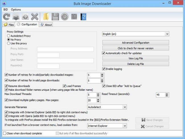 Bulk Image Downloader 5.38.0 Multilingual
