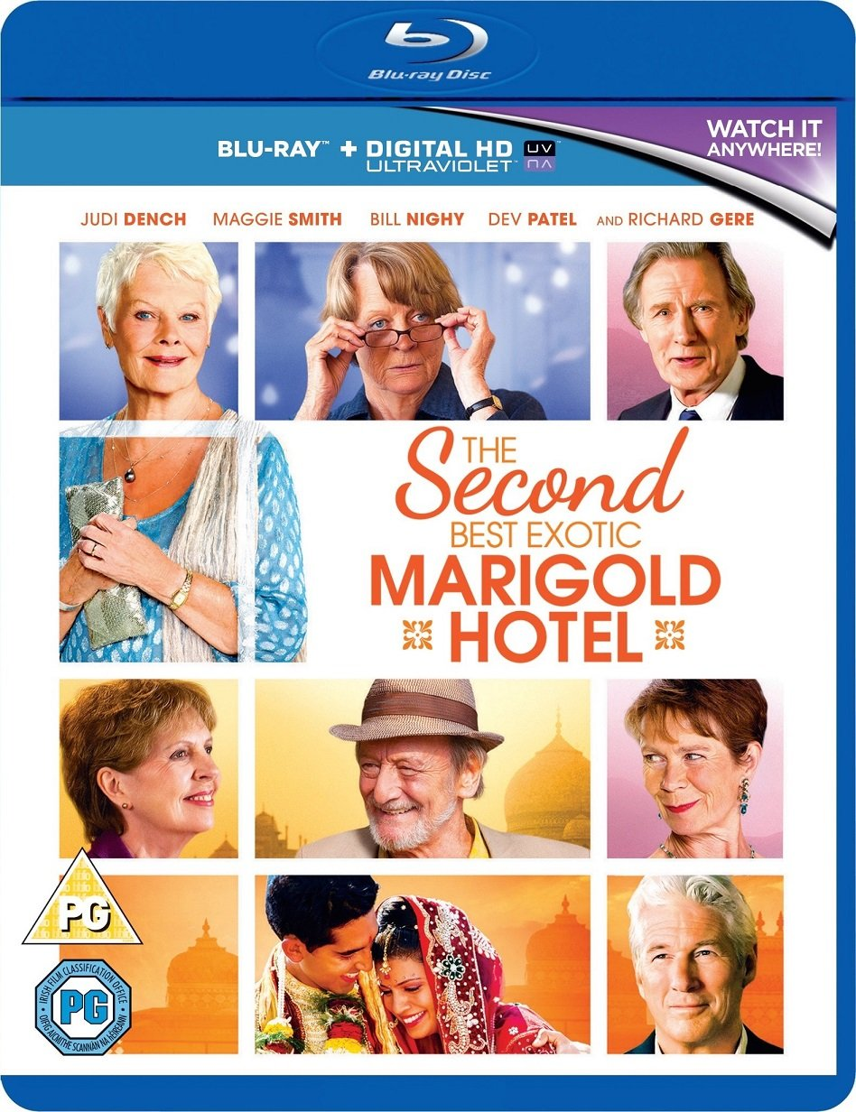 Second Best Exotic Marigold Hotel Imdb