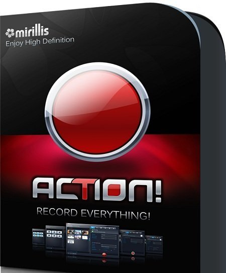 Mirillis Action! 3.1.3 Multilingual