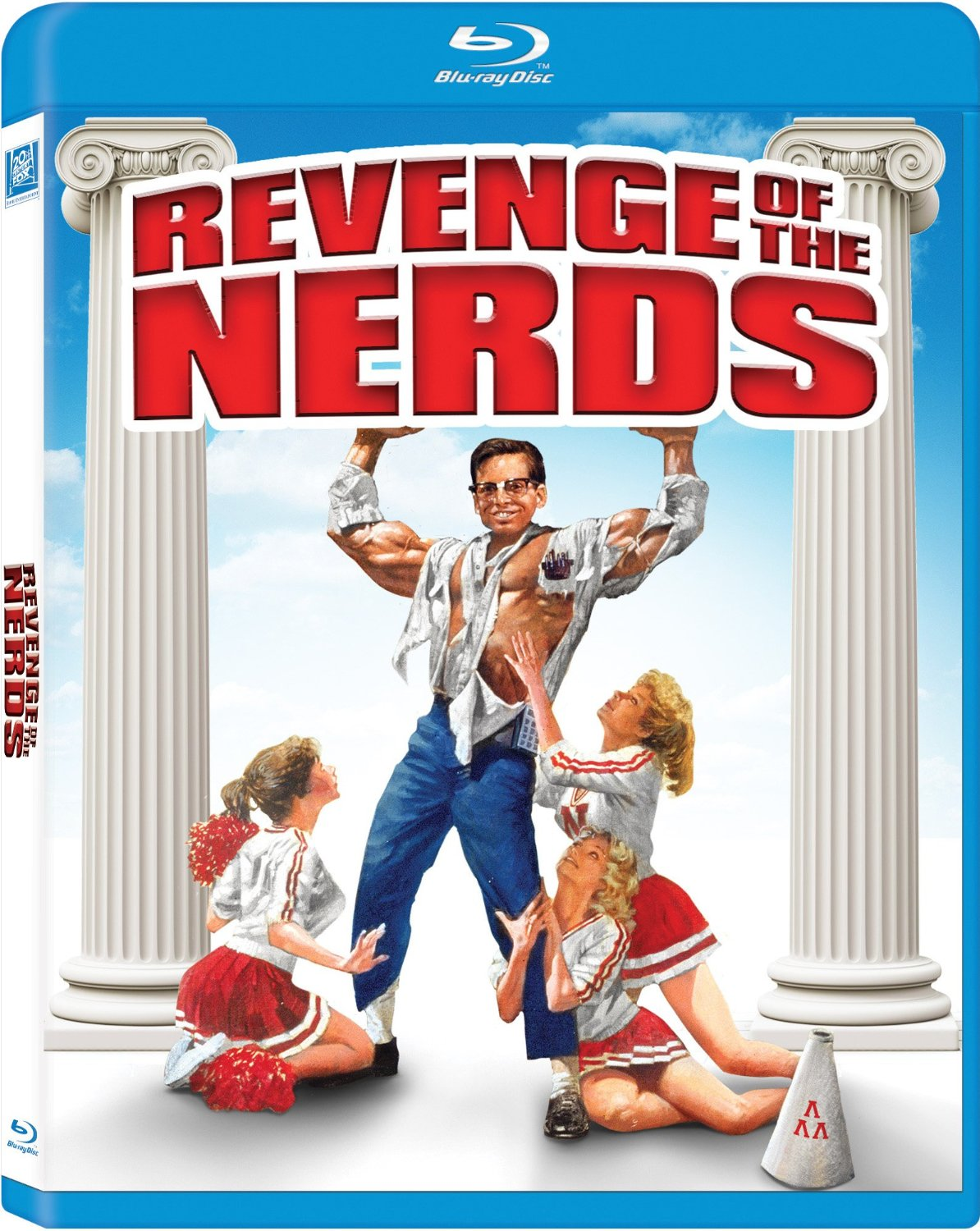 Download Revenge of the Nerds 1984 BRRip XviD MP3-XVID