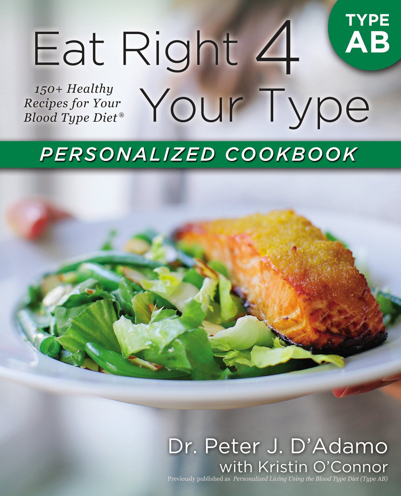 Eat Right For Your Type Epub