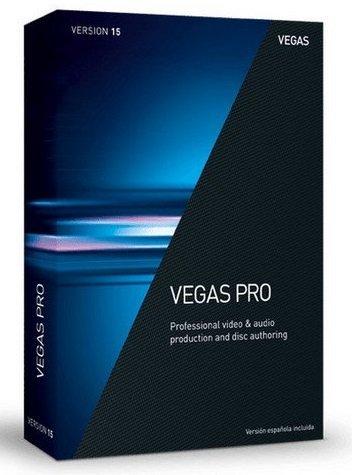 MAGIX VEGAS Pro 15.0.0.361 (x64) Multilingual