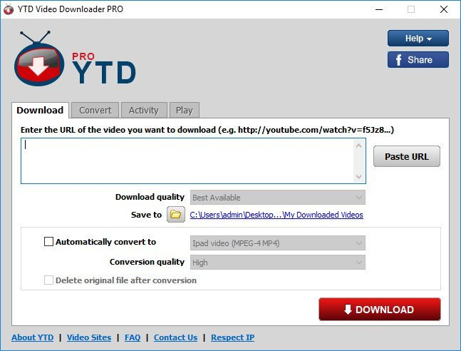 YTD Video Downloader PRO 5.9.18.2 RePack + Portable [Multilenguaje] [UL.IO] IWSZIZuHh0TwJfD7RS47OIQOqX1r2csK