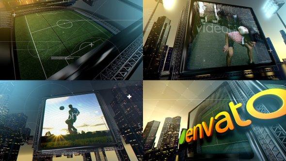 Videohive Soccer City 20625746