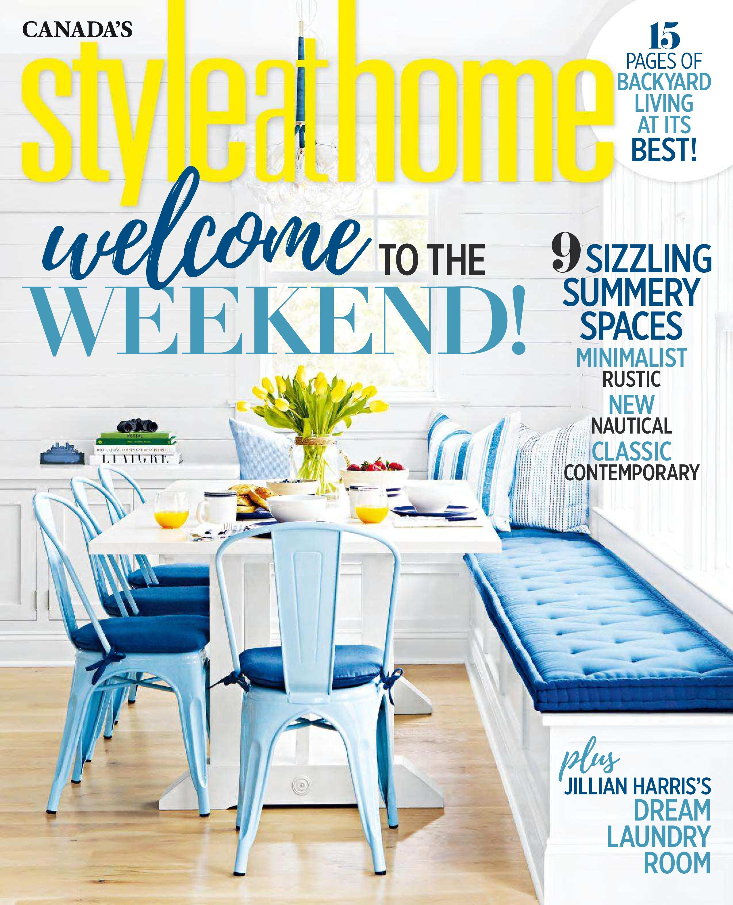 Download style at home canada july 2018 softarchive for Style at home canada
