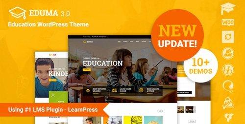 ThemeForest – Eduma v3.4.3 – Education WordPress Theme   Education WP