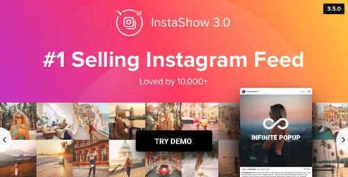 CodeCanyon – Instagram Feed v3.5.0 – WordPress Instagram Gallery