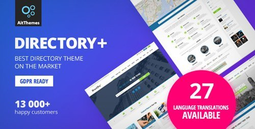 ThemeForest – Directory v2.34 – WordPress Theme