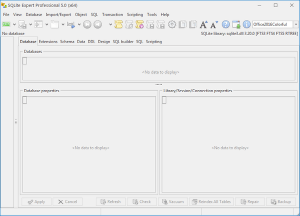 SQLite Expert Professional 5.2.3.319