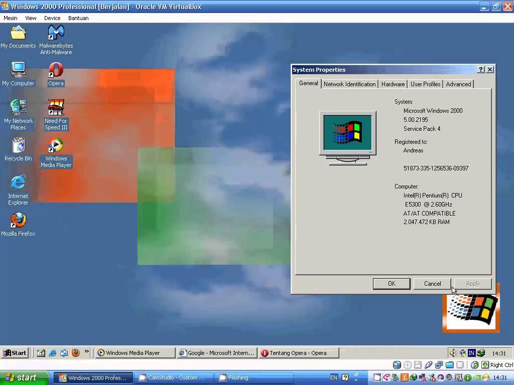 Malayalam unicode font installation and setup in windows 2000.