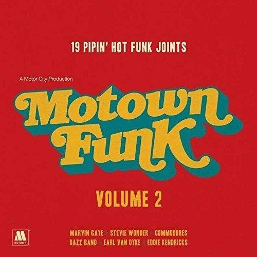 Download VA - Motown Funk Volume 2 (2018) FLAC/MP3 - SoftArchive