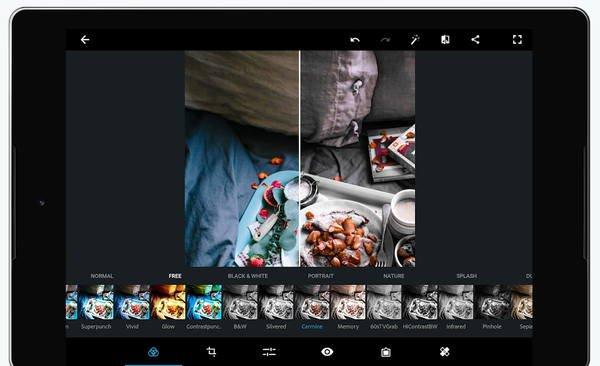 adobe photoshop express photo editing