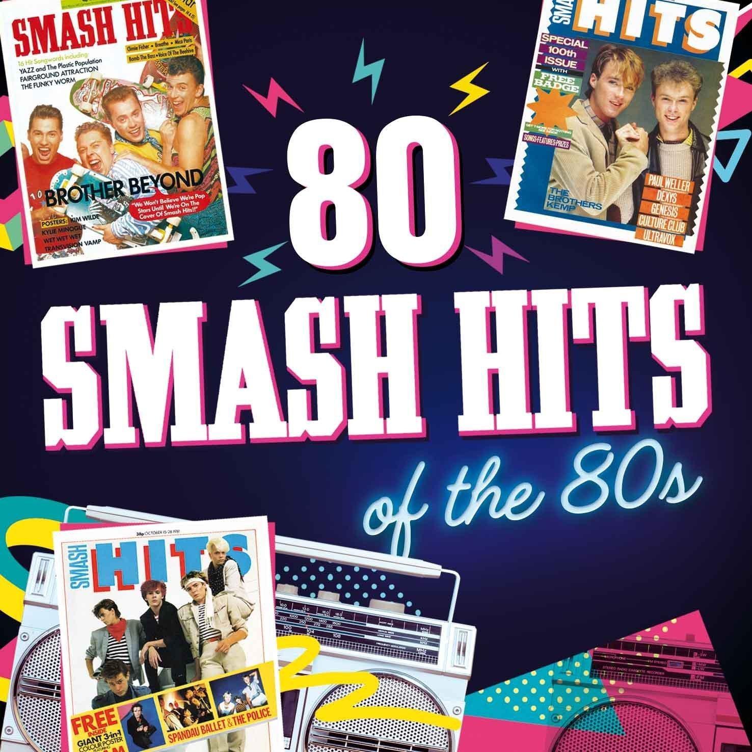 16 Free 80s music playlists