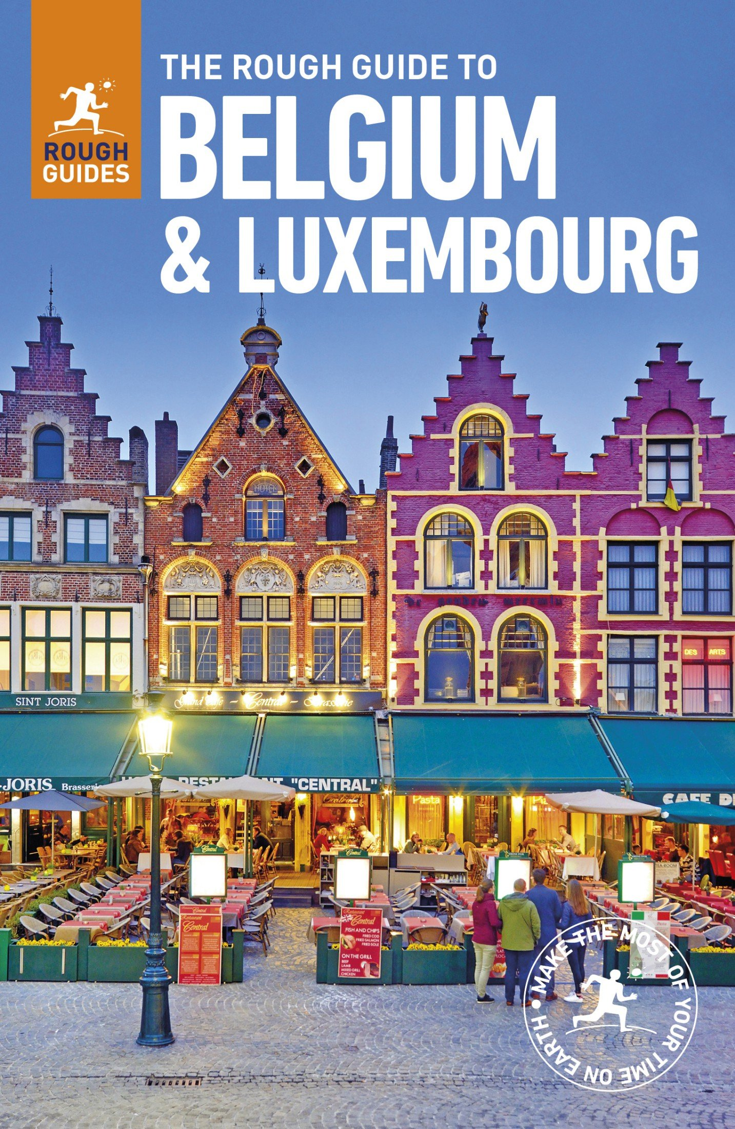 Download The Rough Guide to Belgium & Luxembourg (Rough ...