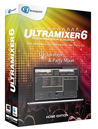 UltraMixer Pro Entertain 6.0.3 Multilingual