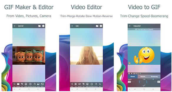 Download Video Editor Gif Maker Png Gif Base