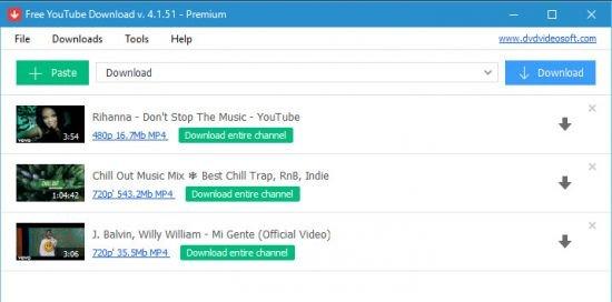 Free YouTube Download 4.1.76 Premium Multilingual