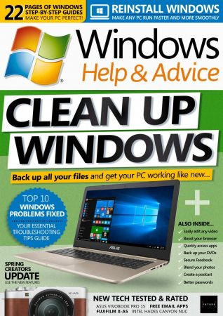 Windows Help & Advice – June 2018