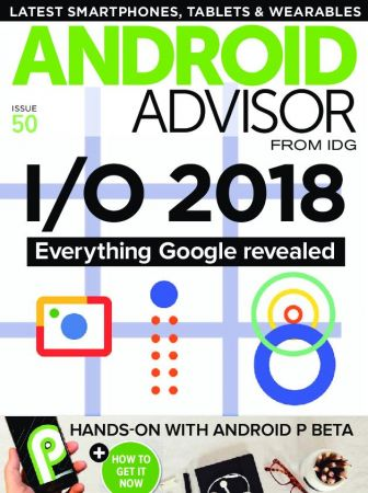 Android Advisor – Issue 50 2018