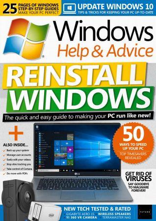 Windows Help & Advice – May 2018