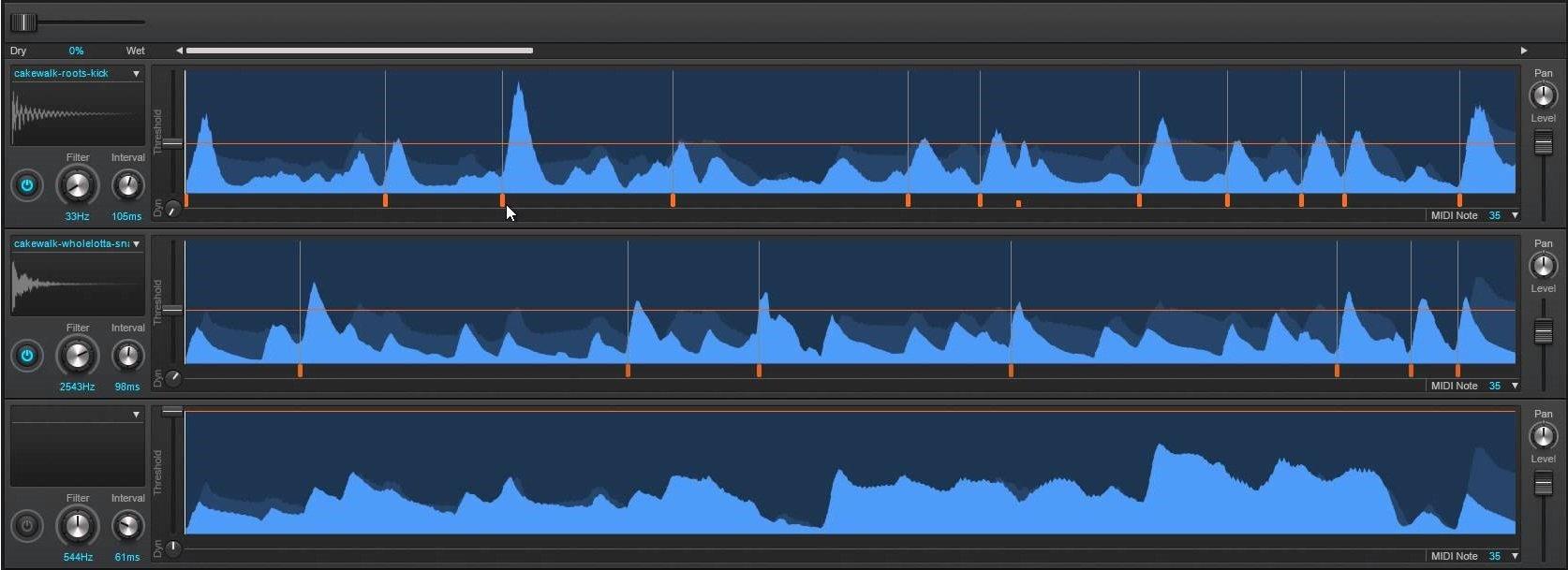 Download BandLab Cakewalk Drum Replacer v1 2 0 14 - SoftArchive