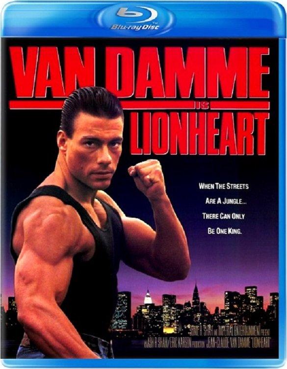 Lionheart | movie fanart | fanart. Tv.