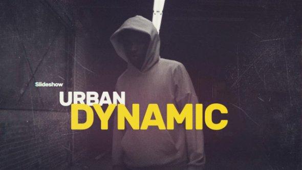 Videohive Dynamic Urban 19917119