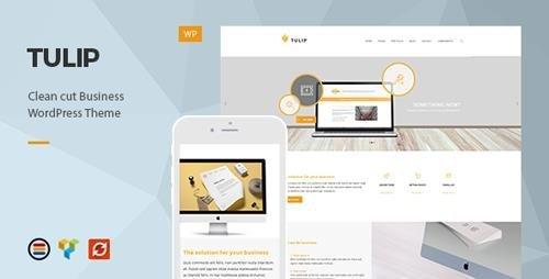 ThemeForest – Tulip v1.0.2 – Responsive Business WordPress Theme