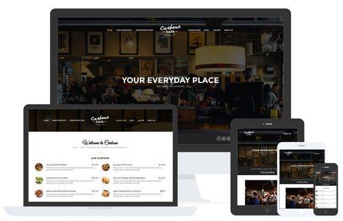 CSSIgniter – Carbone v1.1 – Cafe / Bar / Restaurant WordPress Theme