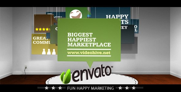 Videohive Main Marketing Points About Your Product 5505217