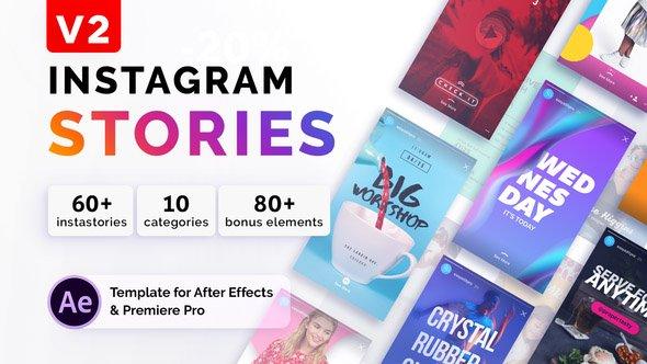 Videohive Instagram Stories 21850927