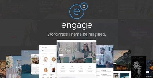 ThemeForest – Engage v2.9.0 – Responsive Multipurpose WordPress Theme