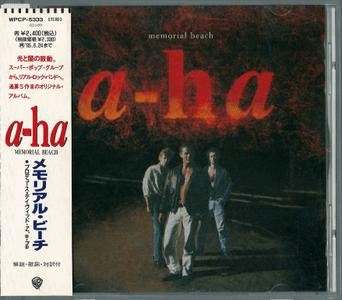 A-Ha - Memorial Beach (1993) (Japan 1st Press) (FLAC)