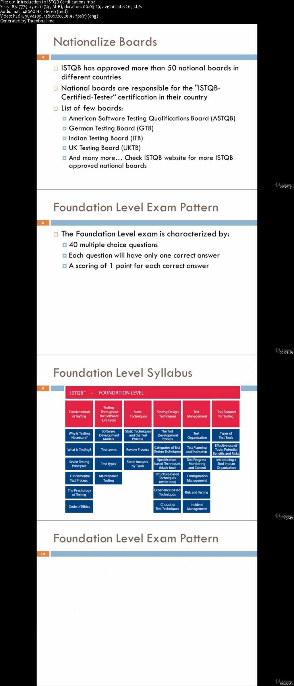Download Istqb Foundation Level Ctfl Certification Softarchive
