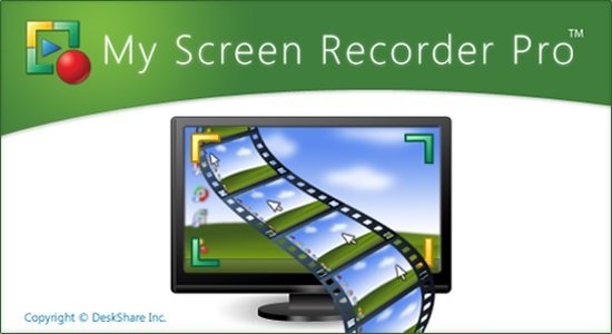 Deskshare My Screen Recorder Pro 5.13