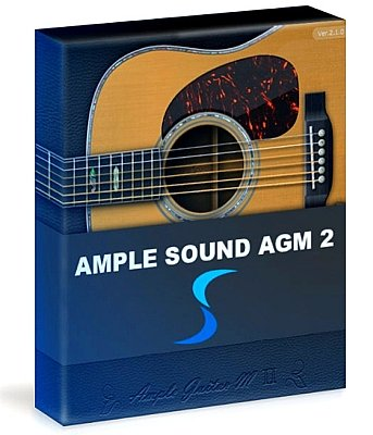 Ample Sound AGM II 2.5.5  With  AGM Library