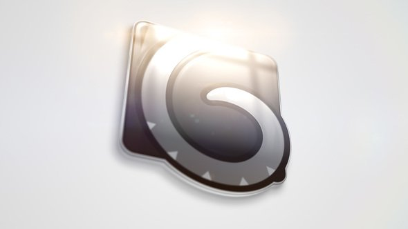Videohive Quick Clean Bling Logo 5 20863055