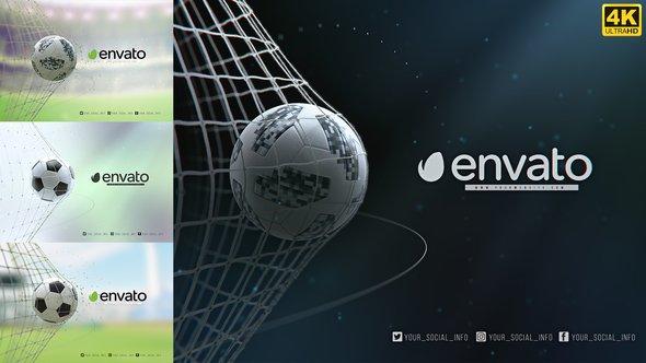 Videohive Football Goal - Soccer 21776288