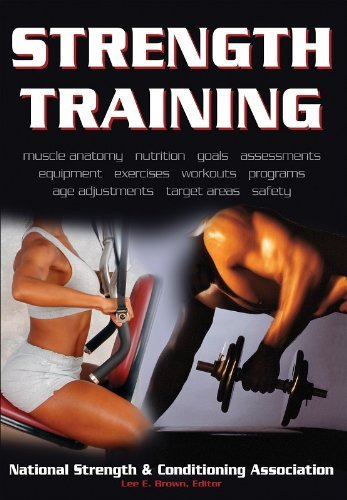 Download Strength Training NSCA -National Strength & Conditioning