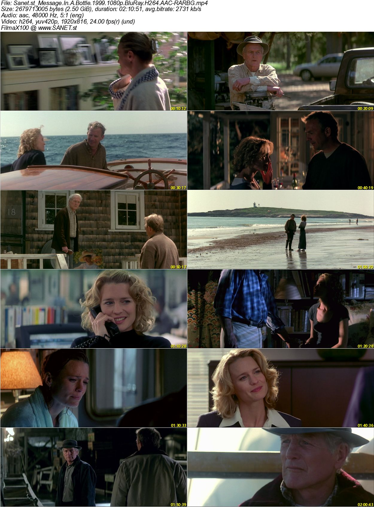 Message In A Bottle 1999 1080p BluRay H264 AAC-RARBG