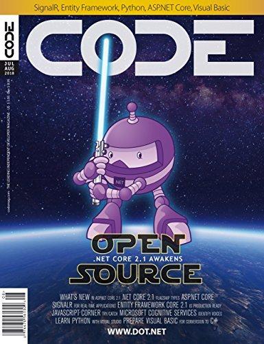 CODE Magazine – 2018 – July/August