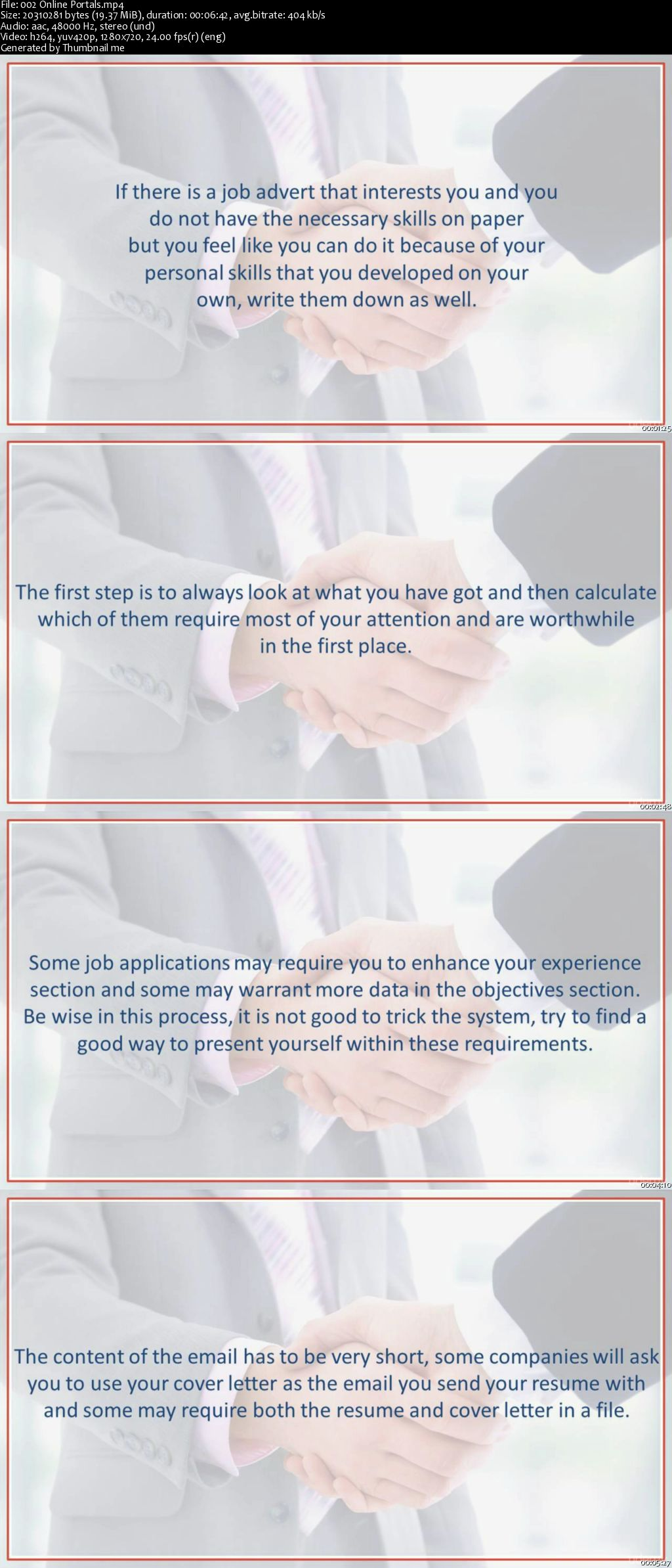Download Interviewing skills & Job search: Resume writing