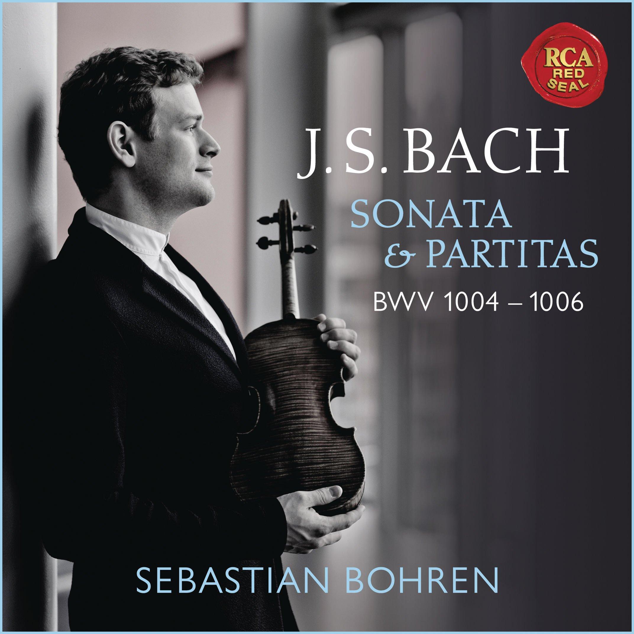 Download Sebastian Bohren - Bach Violin Sonata & Partitas 2018 FLAC